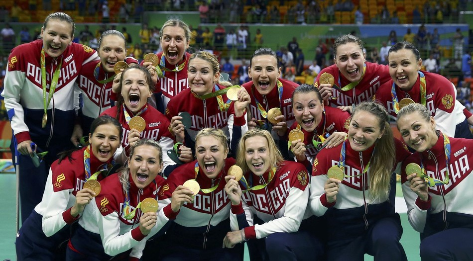 Workshop: magic of team victories. Based on the example of Olympic gold of Russian national women's handball team.