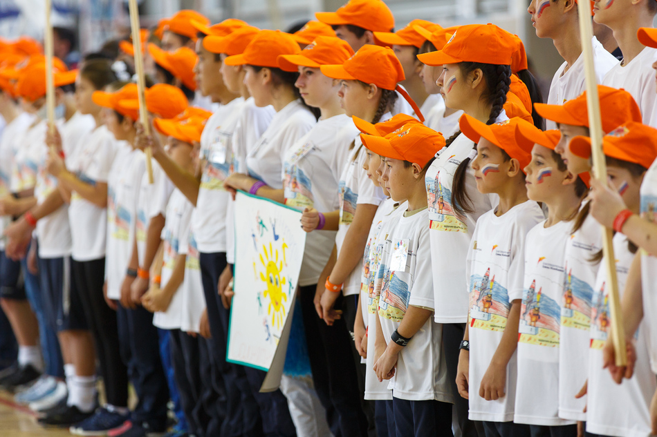 """Preliminaries for """"Every child is worth standing on podium"""" competitions in Astrakhan"""